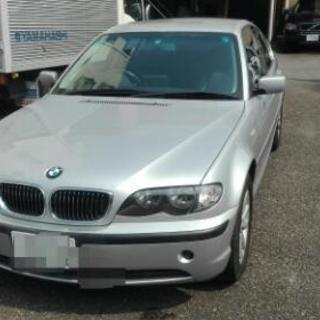 【最終値下げ】BMW 318iハイライン 革シート 2005年式