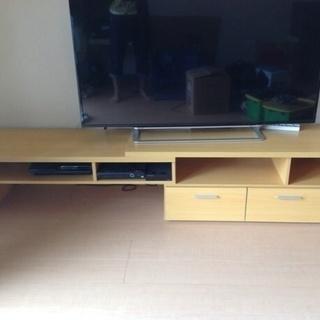 テレビボード 伸縮式 (110〜190cm)
