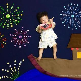 【浦和】ぱる☆てらすサマーフェスタ ベビードリームアート体験会