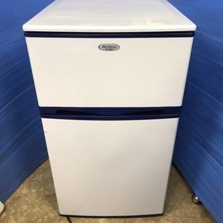2ドア冷蔵庫 2008年製
