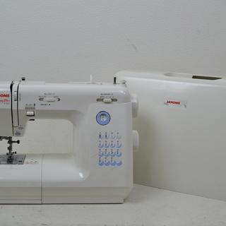 078) 【美品】 ジャノメ 751型 JANOME コンパクトミ...