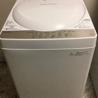 【全国送料無料・半年保証】洗濯機 2016年製 TOSHIBA A...