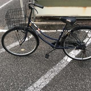 年季の入った自転車売ります