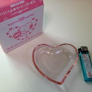 114番ピンク)サーティワン ガラス製アイスクリームカップ ピンク