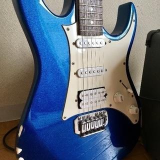 Ibanez Gio - 学費が払えなくなった留学が美品のギターを...