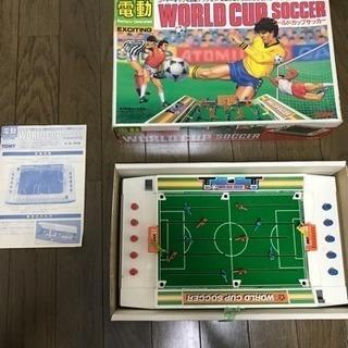 電動サッカー盤