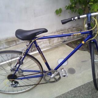 【売約済】ヴィンテージ?1989年のクロスバイク