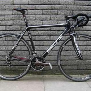 BEONE PRO BLACK フルカーボンロードバイク アルテグ...