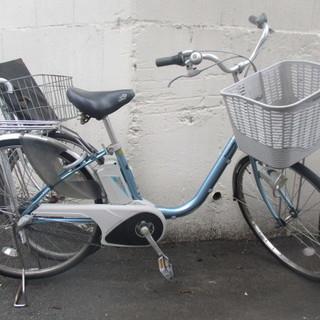 Panasonic パナソニック 電動アシスト自転車 リチウム V...