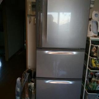 冷蔵庫(東芝、375L)