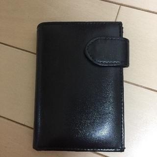 【未使用】メンズ財布 黒
