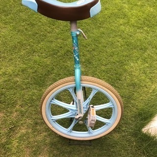 ブリジストン 一輪車 20インチ スタンド付き