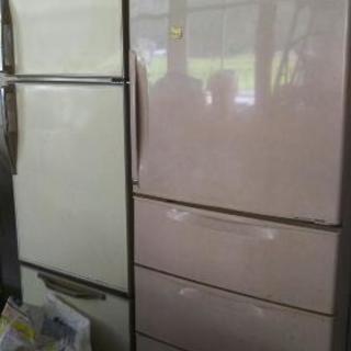 冷蔵庫6台程(ジャンク)