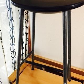 IKEA椅子、高さあり。 キッチンでいかが