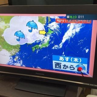 082310 TV32インチ Panasonic