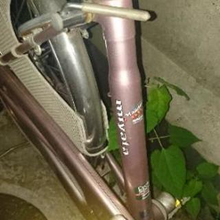 自転車*ママチャリ