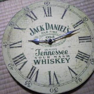 ジャックダニエルの時計 ジャンク