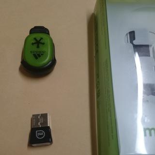 【フットポット・ant+レシーバー(zwift対応)】adidas...