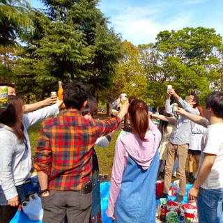 本日🍎代々木公園ピクニック🍎 8/24(木) 平日まるっと1日遊ぶ...