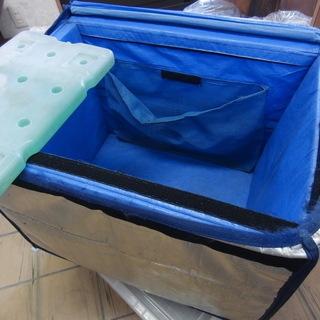 大きい保冷バックを無料であげます!大きな保冷材も付きで~!