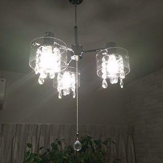 シャンデリア  LED