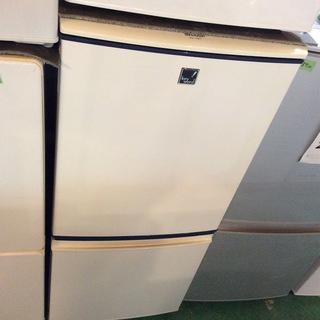 【全国送料無料・半年保証】冷蔵庫 SHARP SJ-14E7-KB 中古
