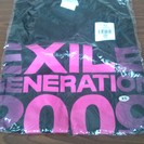 EXILEツアーTシャツ