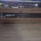 レトロなテレビボード