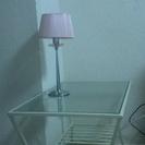 《Francfranc》テーブルランプ + 《パナソニック》LED電球