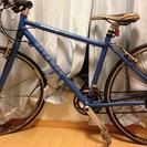 中古クロスバイクです。