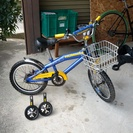 HUMMER 子供用自転車 16インチ