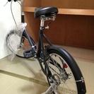 無印良品の自転車(室内保管)