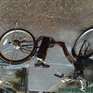 買ったばかり電気アシスト自転車26インチ