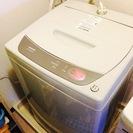 東芝製全自動洗濯機  4.2kg  単身者、学生さんへ