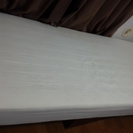 無印のマットレスベッド