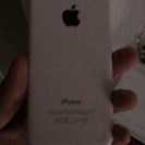 iPhone5c ホワイト 白ロム