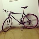 osso クロスバイク お売りします。