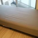 あげます★1年のみ使用★ニトリのスプリングマットレスベッド
