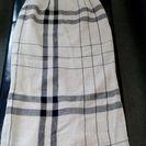 麻60 レーヨン40% ロングスカート