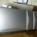3年使用の冷蔵庫です