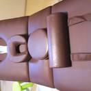 折り畳み式リクライニングマッサージベッド