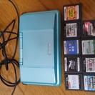 取引中!初期の任天堂DS&カセット9枚セット!