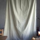 無印良品 カーテン 1枚→2枚セットに変更