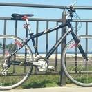 Mongooseクロスバイク700c