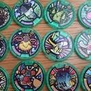 引越しのためQR未使用妖怪メダル零式対応12枚売ります