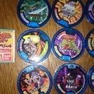 引越しのため未使用妖怪メダル第6弾必殺技メダル9枚売ります