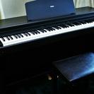 YAMAHA電子ピアノ 88鍵