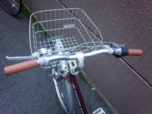 27インチ自転車6段変速 ...