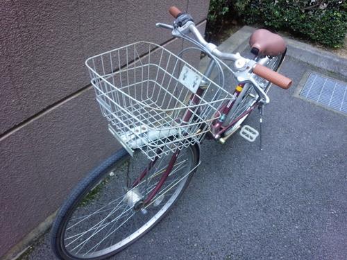 ... 自転車です。... 中古 売ります