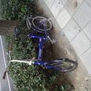 中古折り畳み自転車